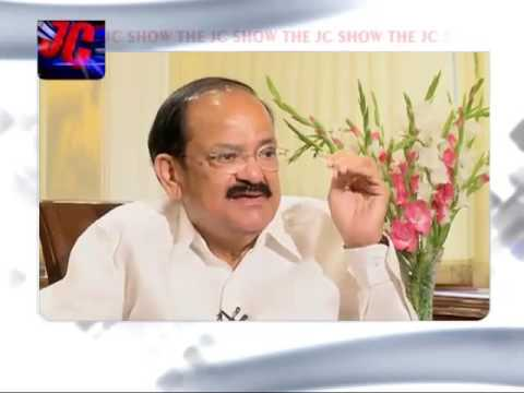 Promo: Jagdish Chandra in conversation with Venkaiah Naidu