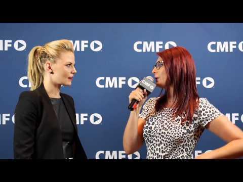 Jennifer Morrison Interview • CMF Hollywood 2014