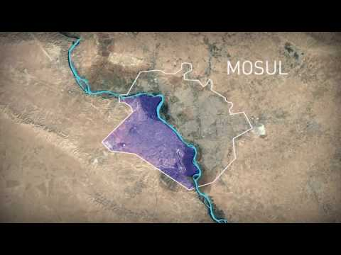 assault on Mosul 2017
