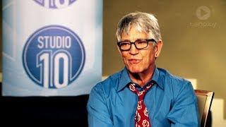 Eric Roberts Talks Career Famous Family Studio 10