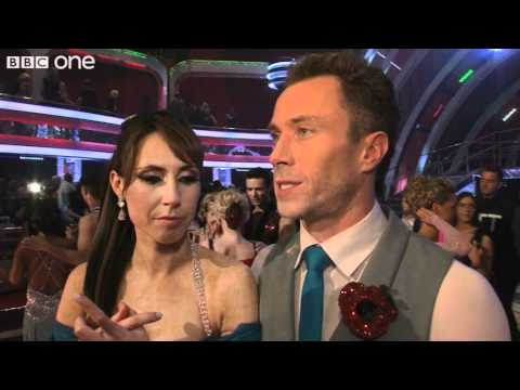 http://www.bbc.co.uk/strictly The results are in for week 6 of Strictly Come Dancing! We were waiting in the wings to capture the first reactions from a few ...