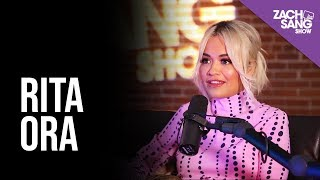 Rita Ora Talks New Album Phoenix, Post Malone Costume, and Detective Pikachu