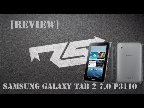[Review] Samsung Galaxy Tab 2 7.0 P3110 (português)
