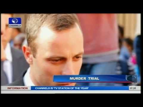 Trial Day 21: I Didn't Hear Reeva Scream - Oscar Pistorius