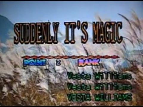 [24146] Suddenly It's Magic (vesta Williams) ~ 금영 노래방 kumyoung 코러스 Hd3000 video