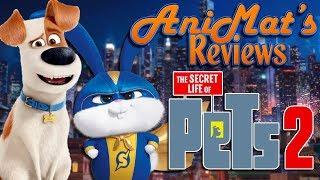 The Secret Life of Pets 2 - AniMat's Reviews