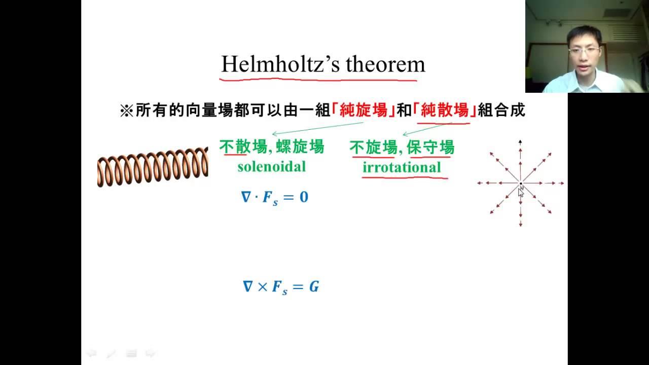 Lecture 09 Electromagnetics 電磁學 - YouTube
