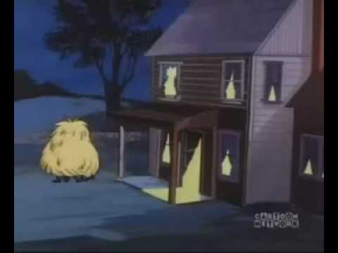 Creeper Chase Scene from Scooby Doo