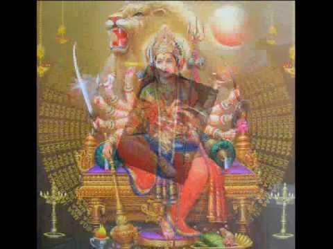 Durga Saptashati -Aparajita stotram