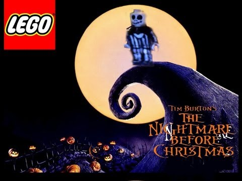 Lego The Nightmare Before Christmas | How To Make & Do Everything!