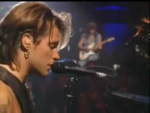 Bon Jovi - Bed Of Roses (Acoustic) Best Quality - bon-jovi video