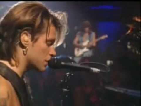 Bon Jovi - Bed Of Roses (Acoustic) Best Quality