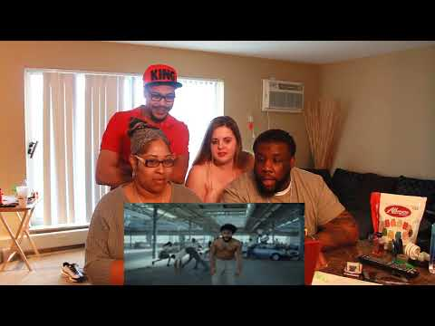 Epic Raw and uncut Reaction to Childish gambino (This Is America)