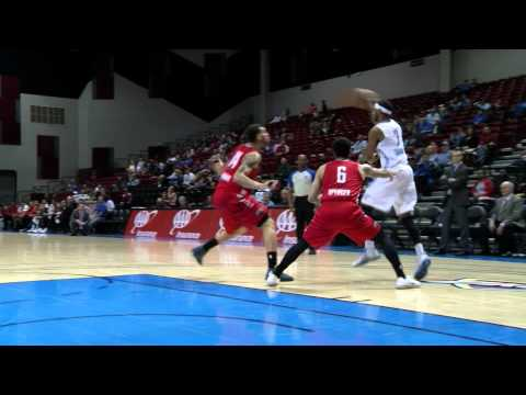 Highlights - Rio Grande Valley Vipers vs. Tulsa 66ers 3/28/14