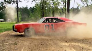 John Schneider aka Bo Duke jumps the General Lee 1st time ever