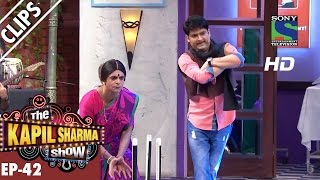 Arijit Playing 20-20 - The Kapil Sharma Show - Episode 42 - 11th September 2016