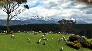 Paisajes Naturales Nueva Zelanda
