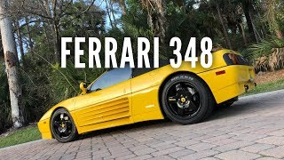 EXPOSED: Ferrari 348 Spider
