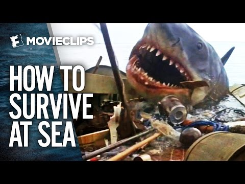How To Survive At Sea According To The Movies (2016) HD