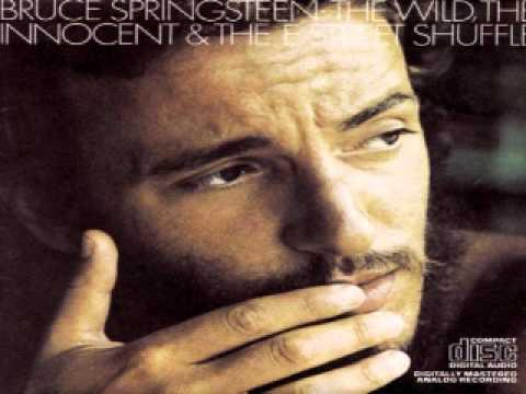 Cubra la imagen de la canción 4th of july, Asbury park por Bruce Springsteen