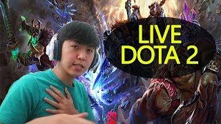 Dota 2 Indonesia    Live Streaming #3