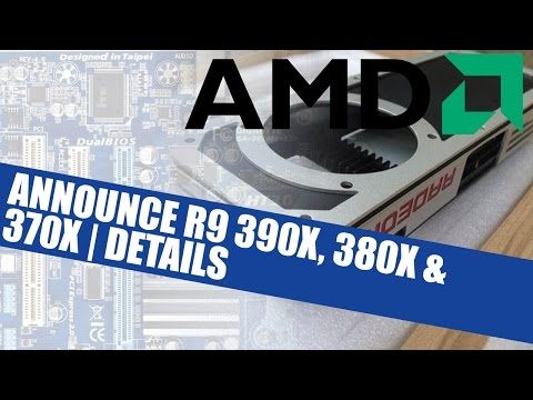 AMD Announce R9 390X 380X & 370X - Early 2015 Release, 3D HBM, 20nm | Fast As Hell