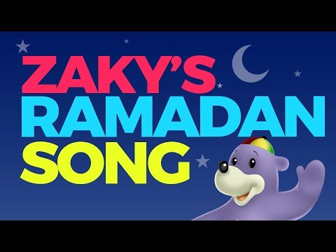 Ramadan Song with Zaky (Nasheed) HD
