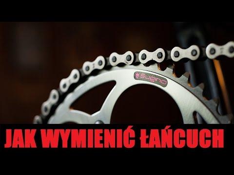 Jak Wymienić łańcuch W Rowerze #49 Rowerowe Porady
