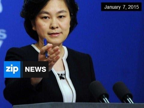 China Lodges Protest Against North Korea - Jan 7, 2015