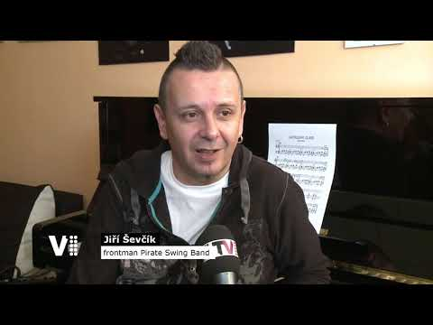 Reportáž TV1 ze zkouškyPIRATE SWING Band Gala 2019 - Reportáž TV1 ze zkoušky