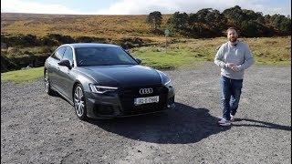 Walkaround tour of the 2019 Audi A6