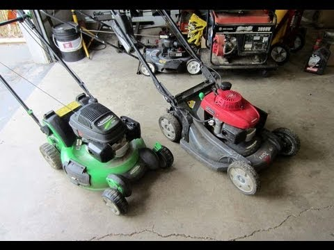 How To Change The Oil In A Honda Lawnmower Without A Drain Plug