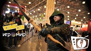 iVideos на Comic Con Russia и ИгроМир 2015 - Продолжительность: 4 минуты 51 секунда