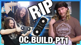 Building GN's Insane RIPJAY Overclock Rig, Pt. 1