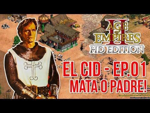 Age of Empires II | El Cid #01 - Mata o Padre!