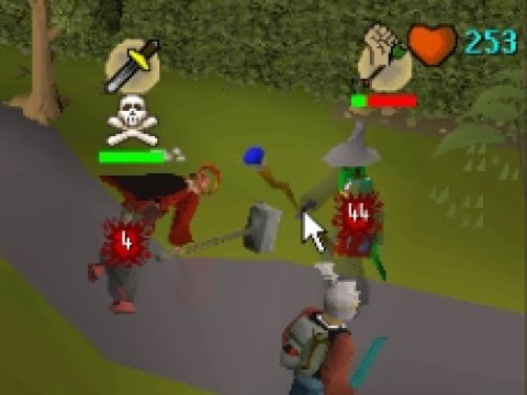 Pure Hybriding - Old School Runescape