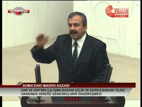 Sırrı Süreyya Önder | Soma Katliamı | 22.05.2014