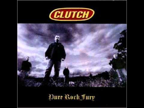 Clutch - Red Horse Rainbow