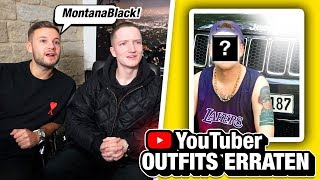 Justin, Inscope & Tim erkennen YouTuber Outfits..