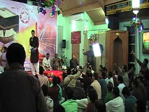 Ali Ke Sath Hai Zehra Ki Shadi (by Meer  Hasan) video