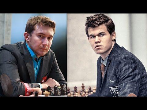 2016 FIDE World Chess Championship | Magnus Carlsen vs. Sergey Karjakin - Game 12