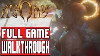 AGONY Full Game Walkthrough (PS4 Pro) - No Commentary