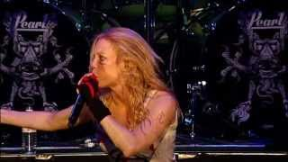 Arch Enemy - 11.Burning Angel Live in Tokyo 2008 (Tyrants of the Rising Sun DVD)