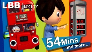 Bus Song | And Lots More Original Songs | From LBB Junior!