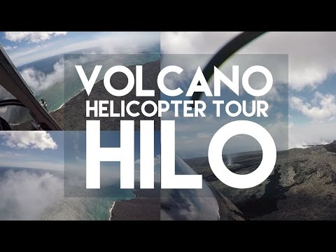 DOORS OFF HELICOPTER VOLCANO & WATERFALL TOUR // HILO, HAWAII // MY TRAVEL TOUR GUIDE