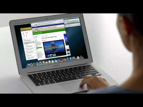 Apple OS X Mountain Lion Feature Tour