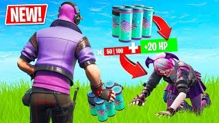 *NEW* Chug Splash Item in Fortnite!! (Fortnite Battle Royale)