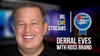 Derral Eves on IRL Livestreaming at VidSummit 2018