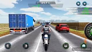 Top Android game !Moto Traffic racer !