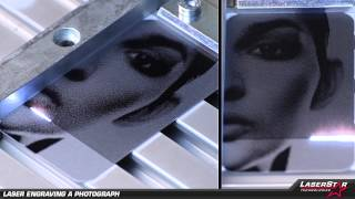 Laser Engraving a Photograph